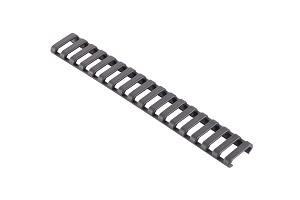 RAIL COVER, PICATINNY, 18 SLOT