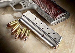 Match Grade | Full-Size 1911, 9mm , 9 Round, Stainless