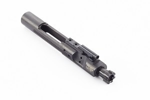 BOLT CARRIER GROUP, AR15, 6.8MM, NITRIDE, C158 BOLT