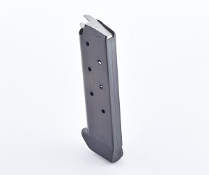 Classic | Full-Size 1911, .45 ACP, 7 Round, Blued, with Base Pad